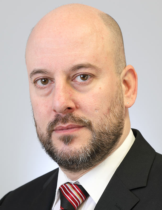 Boris Luksic, Leitung Revierdienste